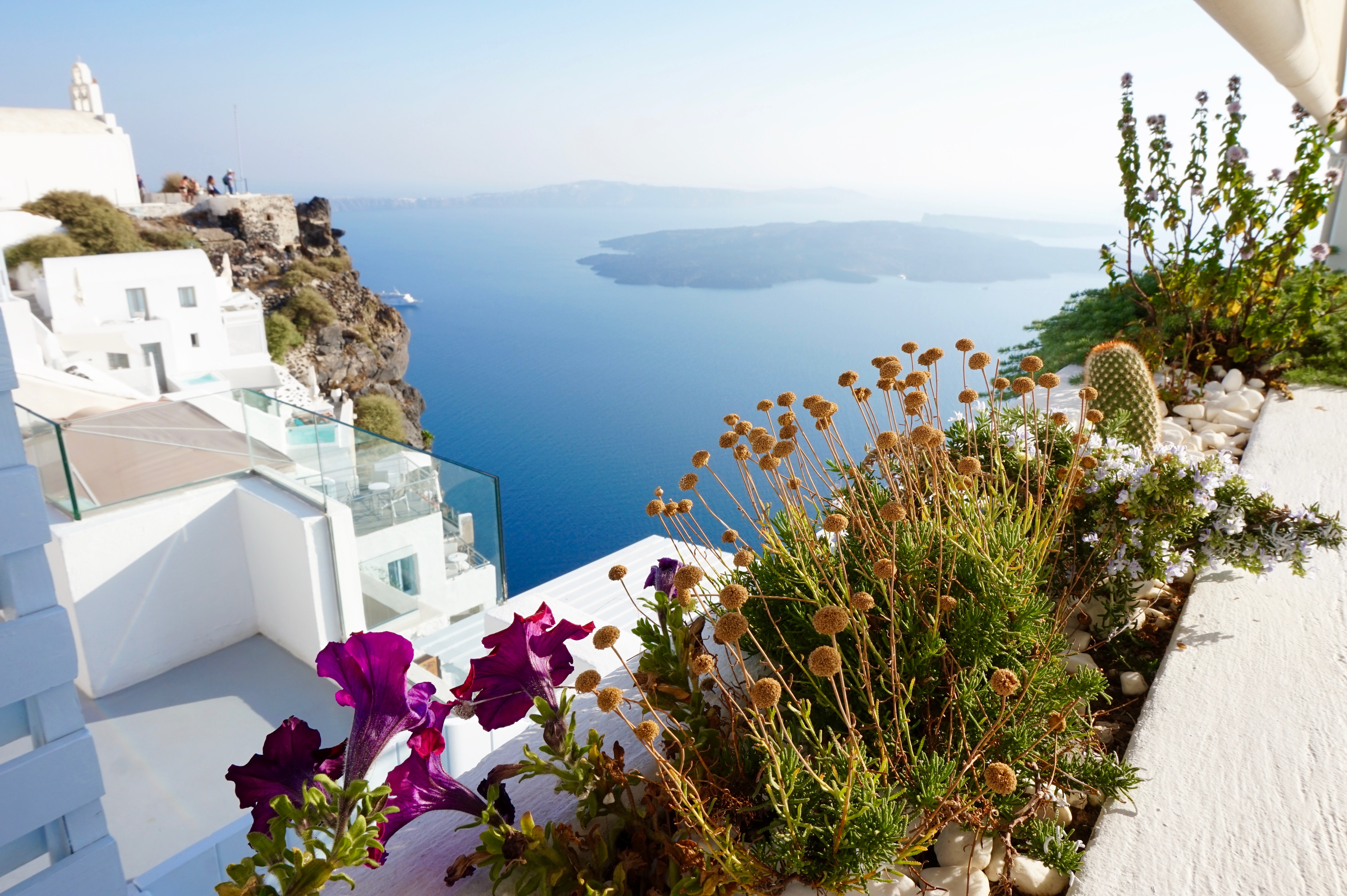 checked into spiliotica on the cliff santorini greece luxperience rh luxperiencewithjodie com